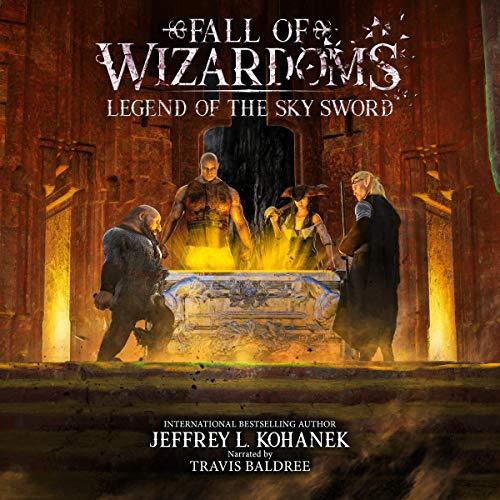 Wizardoms Audiobook By Jeffrey L. Kohanek cover art