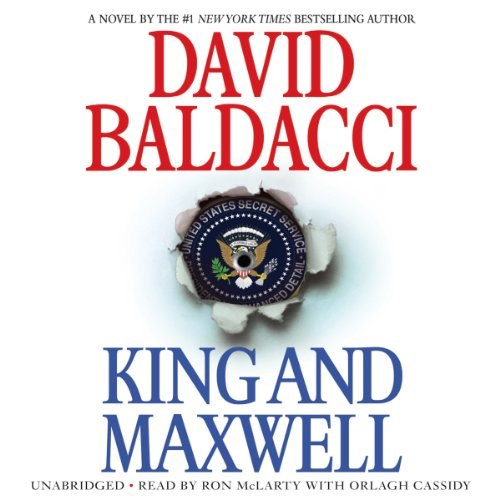 King and Maxwell cover art