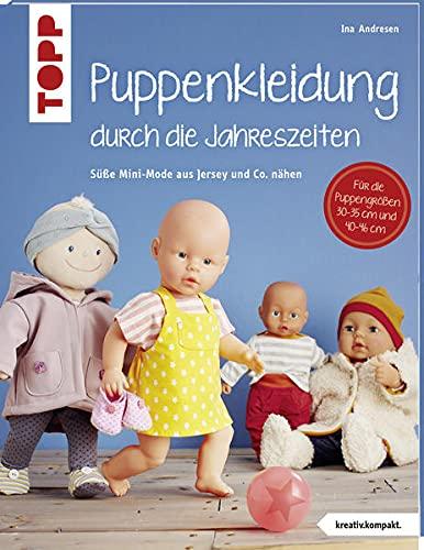 Frech Verlag GmbH durch die Jahreszeiten  kreativ.kompakt. : Mini-Mode Bild