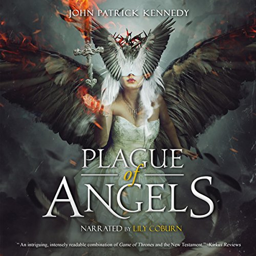 Plague of Angels audiobook cover art