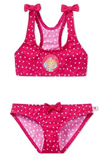 Schiesser Prinzessin Lillifee Mädchen Bikini 150512, fuchsia, 140