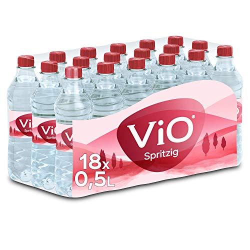 Vio Wasser Spritzig, 18er Pack (18 x 500 ml)