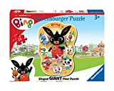 Ravensburger-5563 Ravensburger Bing Bunny, Rompecabezas Gigante de Piso de 24 Piezas, Multicolor (5563)