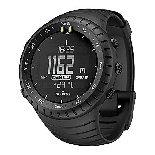 スント(SUUNTO) 腕時計 コア オールブラック 3気圧防水 方位/高度/気圧/水深 [日本正規品 メーカー保証2年] SS014279010