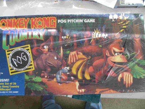Nintendo Donkey Kong Country Pog Pitchin