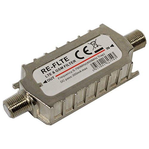 Cablematic PN02031515063065114 filter voor TV-antenne DVBT TDT voor LTE GSM 4G