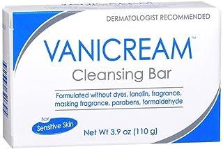 Vanicream Cleansing Bar 3.9 oz Pack of (1)