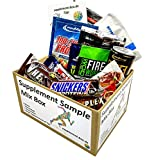 Supplement Sample Mix Box ? 6 Shakes + 5 Fitnessriegel + 1 Drink diverser Markenhersteller -