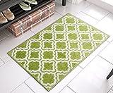 Well Woven Bright StarBright Green Calipso Modern Geometric Trellis 20' x 31' Mat Accent Area Rug