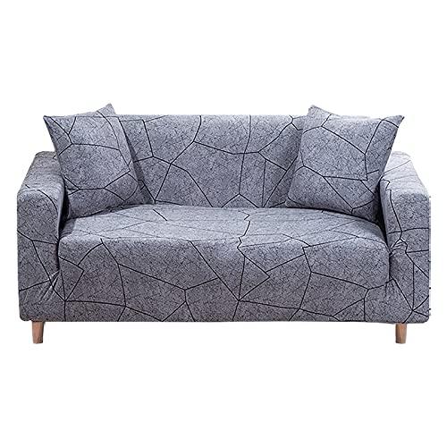 Funda de sofá elástica Fundas de sofá para Sala de Estar Funda de sofá Funda de sofá Proteger Muebles A30 1 Plaza