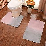 Rasyko Alfombrilla antideslizante en el cuarto de baño, color...