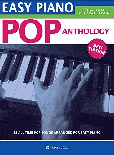 Pop anthology. Easy piano. Ediz. italiana