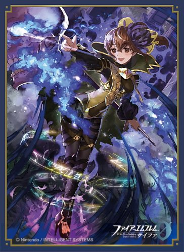 Fire Emblem 0 (Cipher) Delthea Card Game Character Mat Matted Sleeves Collection No.FE59 Anime Art image