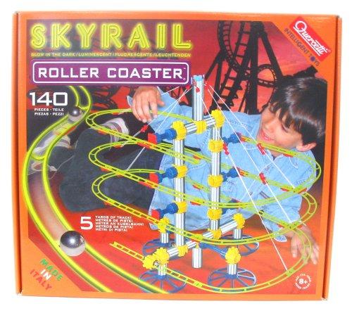 Quercetti - Skyrail Roller Coaster 8+
