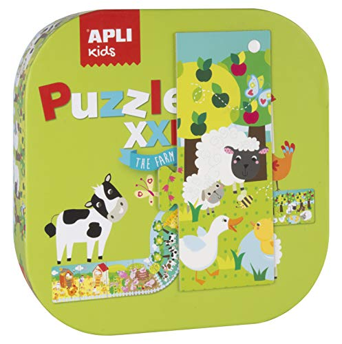 APLI Kids- Puzle, Multicolor (16486) , color/modelo surtido (Juguete)