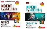 Fingertip Objective NCERT at your FINGERTIPS Physics & Chemistry For NEET / AIIMS ( Set 0f 2 Books ) For Exam -2022
