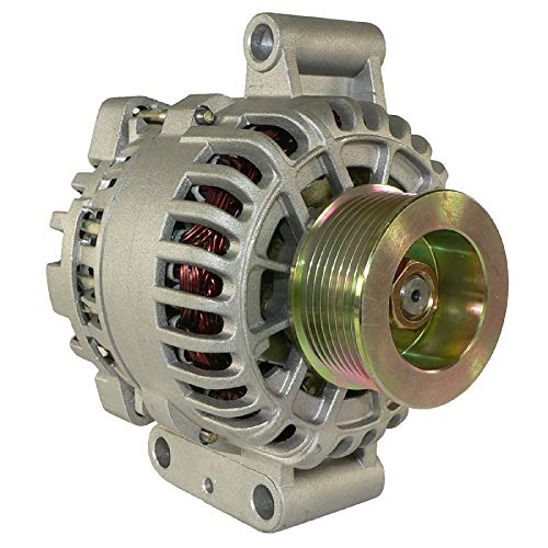 DB Electrical HO-8479-220 Alternator Compatible With/Replacement For High Output 220 Amp 6.0L Ford F250 F350 Truck 2005 2006 2007, Ford Excursion 2005 5C3T-10300-DB 5C3Z-10346-DA 6C3T-10300-DA