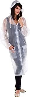 Go-Travel Raincoat, Transparent, 820