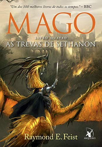 Mago: As Trevas de Sethanon (A Saga do Mago – Livro 4)