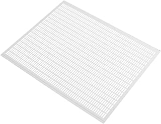 10 Frame Plastic Queen Bee Excluder | 2 Pack | Dual Hive Honey Box Accessory | Universal 10 Frame Fit
