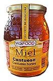 Miel de Cantueso - 1kg - Producida en España - Alta Calidad, tradicional & 100% pura