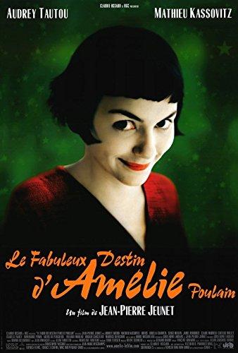 poster del film Il favoloso mondo di Amelie puledro (69x 102cm)