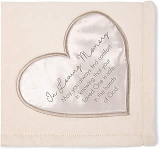 Pavilion Gift Company 19501 Comfort Loving Memory Thick Warm 320 GSM Royal Plush Throw Blanket