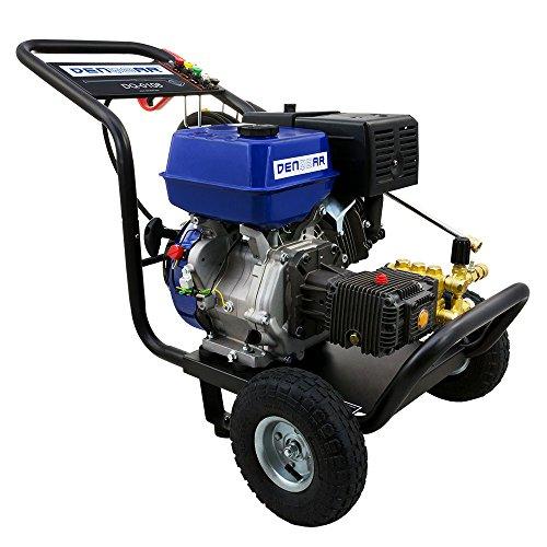 250 bar Benzin Hochdruckreiniger mit 9,6 KW (13 PS) Motor - 2