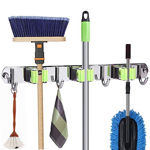 Product Image of the Munto Mop & Broom Holder