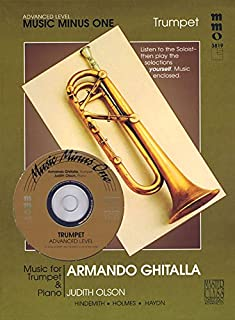 Advanced Trumpet Solos - Volume III