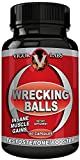 Vigor Labs Wrecking Balls - 60 Capsules