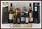 Einmaliges Islay Single Malt Geschenk Set 8 Whisky mit 8