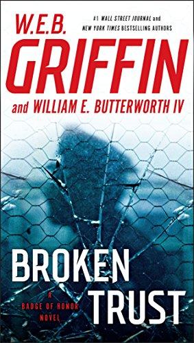 Broken Trust (Badge Of Honor Book 13)