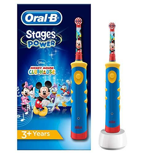 Oral-B Advance Power Kids 950 elektrische Zahnbürste für Kinder, Sortiert