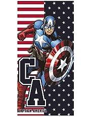 Marvel Toalla Microfibra Capitan America Disney 70x140cm