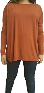 Women's Famous Long Sleeve Bamboo Top Loose Fit