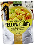 Desiam - Salsa de curry amarillo con vegetales