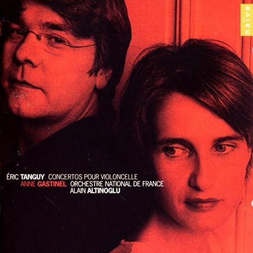 Anne Gastinel, Eric Tanguy, Orchestre national de France