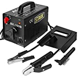 XtremepowerUS Portable 100 AMP Electric Arc Welder Soldering Welding Machine Stick Welder Mask With Accessories