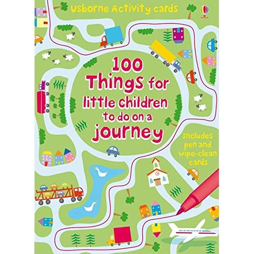 100 Things For Little Children To Do On A Journey (Usborne