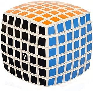 V-Cube V-Cube 6x6 Pillow Brain Teaser Puzzle, White