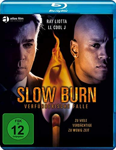 Photo of Slow Burn [Blu-ray] [Region B German Import]