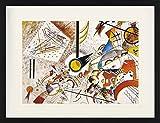 1art1 Wassily Kandinsky - Ohne Titel, 1923 Gerahmtes Bild