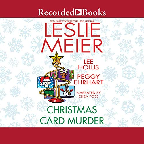 Christmas Card Murder  By  cover art