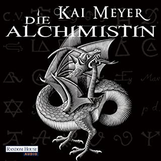 Die Alchimistin Titelbild