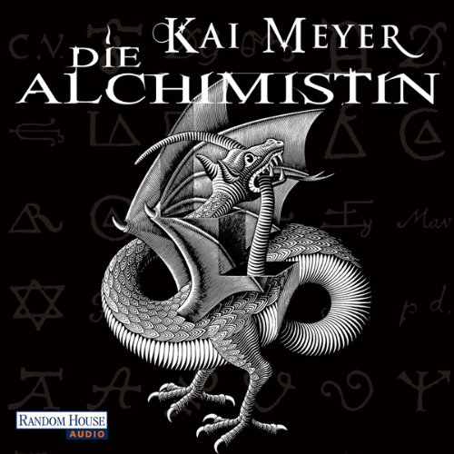 Die Alchimistin cover art