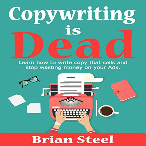 Copywriting Is Dead cover art