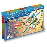 Geomag- Confetti Construcciones magnéticas y juegos educativos, Multicolor, 88 piezas (353) , color/modelo surtido
