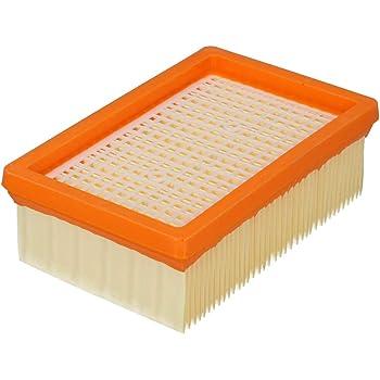 2x HEPA-Flachfalten-Filter Lamellenfilter für Kärcher MV5 JP MV5 P EU II