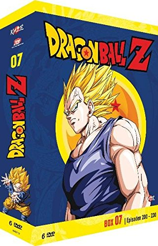 Dragonball Z - TV-Serie - Vol.7 - [DVD]